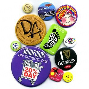 38mm Button Badge - 14702R