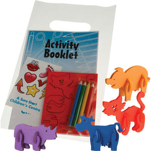 Activity Pack for Children - 15602T