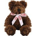 5 Inch Charlie Bear With Bow - 14707T